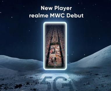 realme 5G旗舰机即将发布配备了骁龙865平台支持双模网络