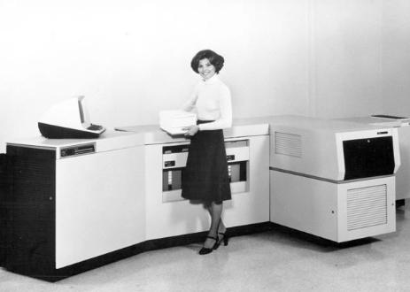 激光打印机的发展历史
