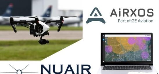 NUAIR加入AiRXOS,扩大无人机系统交通管理解决方案的应用