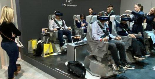 CES是2020年良好的开端 VR & AR生而复生