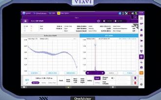 VIAVI推出模塊化測試平臺OneAdvisor簡化并加快大規模網絡安裝