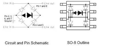 Leiditech高功率电路保护元件LC03-6应用方案