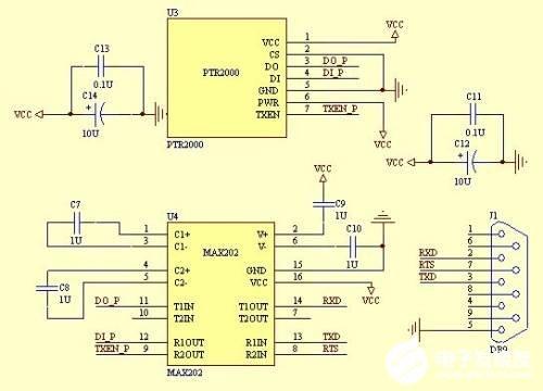 AT89C52单片机实现短距离无线传输的设计