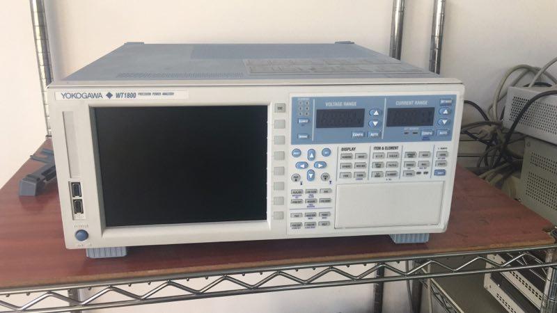 日本横河WT1800数字功率计