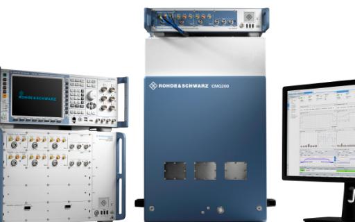 连接驱动未来:罗德与施瓦茨在MWC2020上展示...