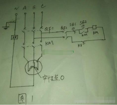 电动机缺相保护的应用实例