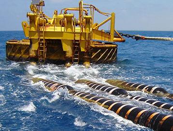 亨通主导的PEACE海缆项目将于2020年一季度投入运营