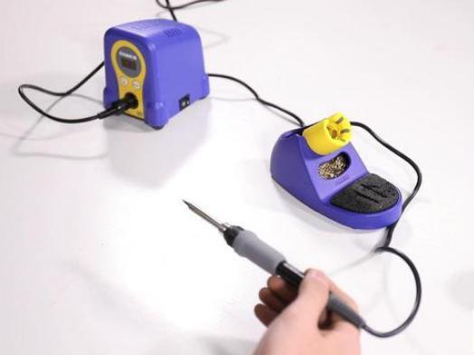 电烙铁串联二极管能否达到降温的目的