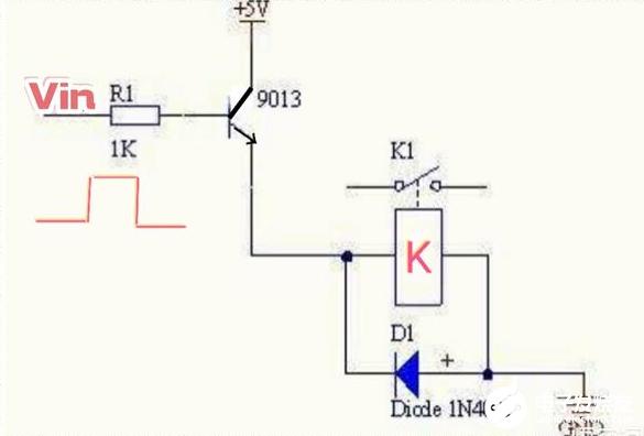 為何繼電器不接在三極管的發射極
