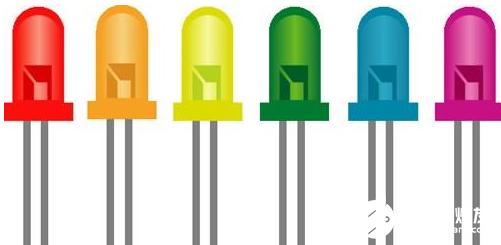 发光二极管一天的耗电量是多少