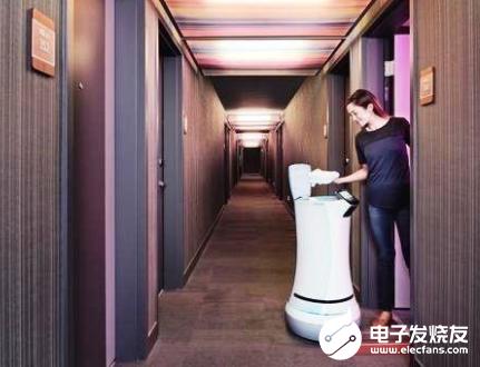 临危受命的智能服务机器人 在防疫工作中发挥了重要的作用