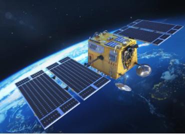 中国首颗通信能力达10Gbps的民营5G低轨宽带...