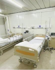 5G和云计算技》术助力火神山医院打造成为了云上智慧医院