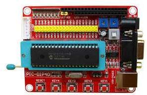 PIC單片機以及51和AVR單片機的IO口操作方法解析