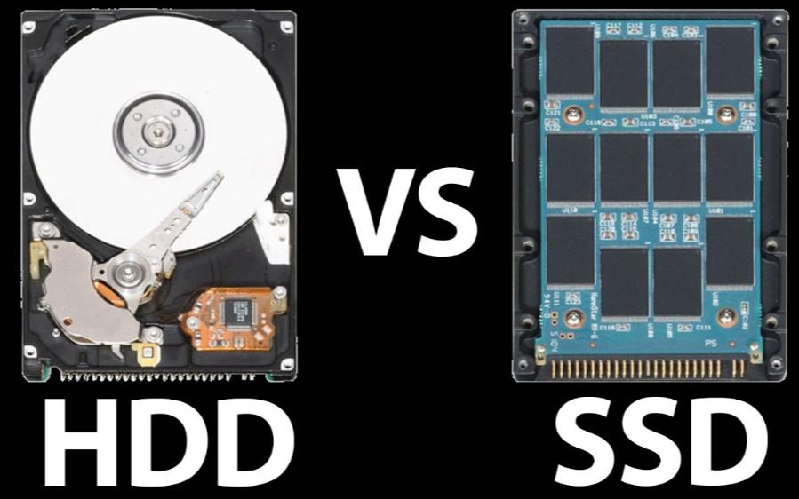 预计SSD硬盘2020年的出货量将达2.8亿,将首超HDD硬盘