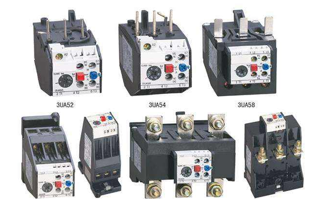 熱繼電器整定電流的測試方法