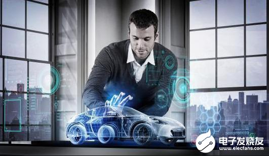 AR技术将进一步成熟 成为制造业发展的一大趋势