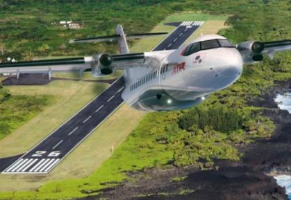 巴布亚新几内亚航空已订购了三架ATR42-600S飞机