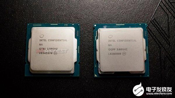 Intel 10代酷睿桌面处理器偷跑 3、4月份上市有戏