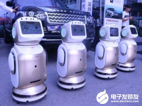 """智能机器人""""挑大梁"""" 复工复产的优势逐渐凸显"""