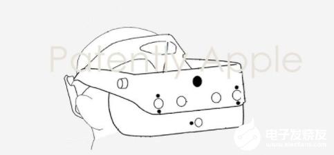 苹果推出一种新专利 涉及一种MR头戴式设备
