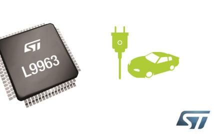 意法半导体发布电动汽车能源管理创新最新成果 让汽...