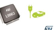 意法半导体发布电动汽车能源管理创新最新成果 让汽车出行变得更环保安全