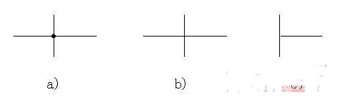 电气原理图的连线布置形式