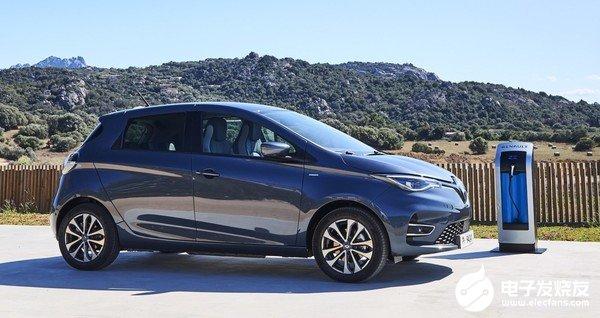 雷诺Zoe电动汽车销量飙升,交付量同比增加一半