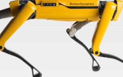 机器人狗正式上岗,协助人类进行石油作业