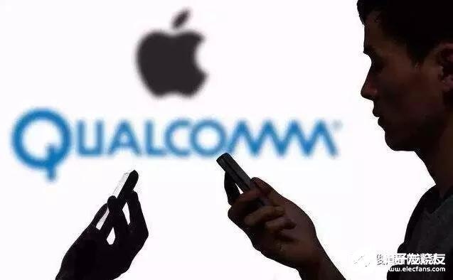 高通起诉苹果公司的专利被判有效率