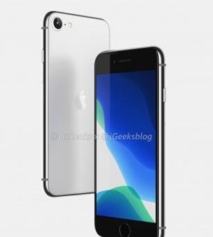 苹果将在2020年上半年发布新款iPhone SE 2
