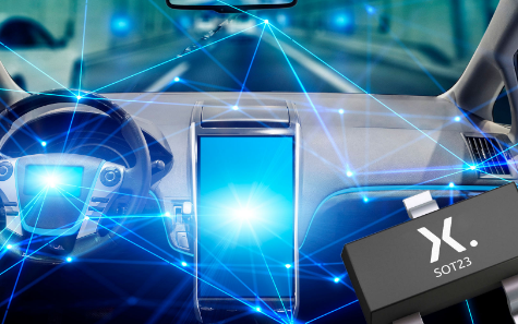 Nexperia針對汽車以太網推具有開創性且符合OPEN Alliance 標準的硅基ESD器件