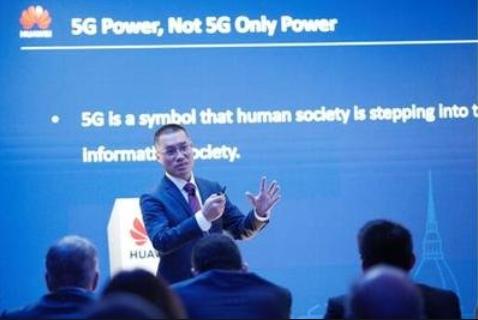 華為5G Power解決方案在各個領域中的應用介...