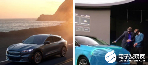 福特联手Bosch 开发新的VR工具