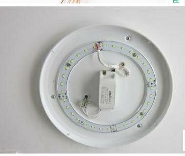 led吸顶灯两根线可以随便接吗
