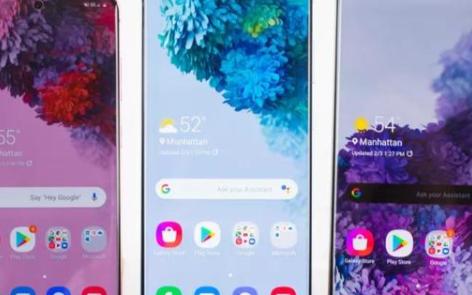 三星Galaxy S20通过多种方式来提高手机的标准