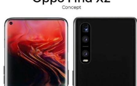 OPPO Find X2系列即将?#26009;啵?#24778;艳屏+强续航+定制相机