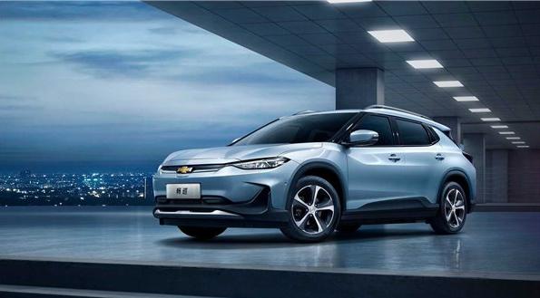 雪佛兰全新电动汽车畅巡正式发布