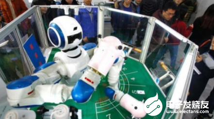 国产工业机器人走向成熟 但与国外仍有差距
