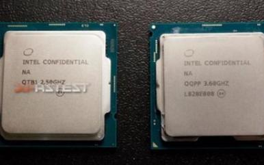 酷睿i9-10900低功耗版曝光,TDP只有65W