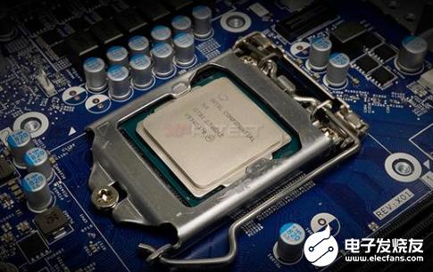 Intel第10代酷睿处理器,i9-10900实物图曝光