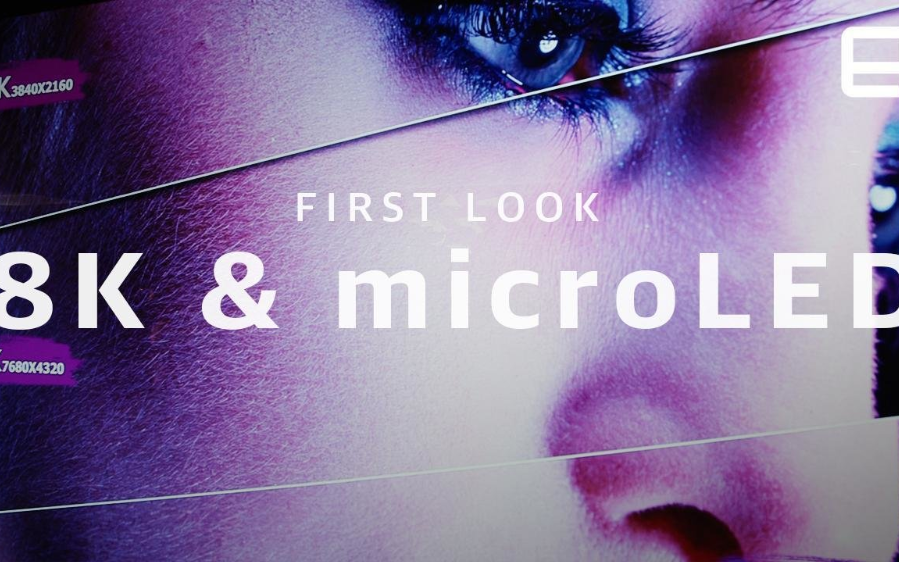 MicroLED商用化在即,一文了解從上游芯片到下游面板的所有玩家