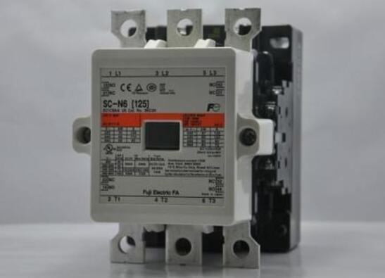 电磁接触器工作原理_电磁接触器结构组成