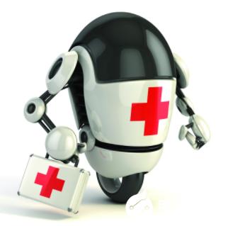 机器人在抗疫中大显身手 性能和技能得到了不断的提...