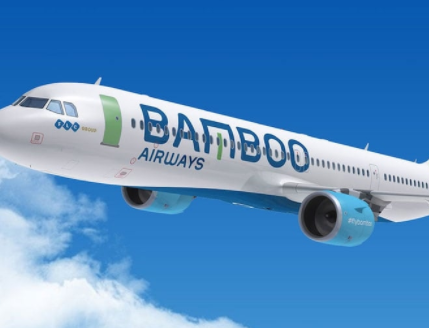 越南竹航到今年年底将会拥有50架飞机