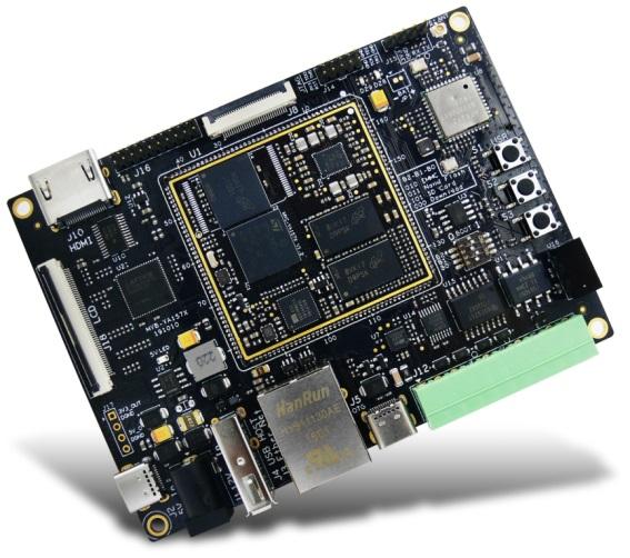 意法半导体STM32MP157A MPU加持,米尔科技首款ST Linux开发板MYD-YA157C评测