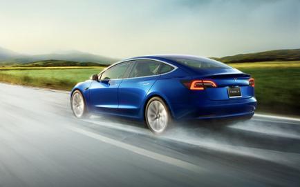 去年Model 3加州銷量超過其他所有電動汽車的總合