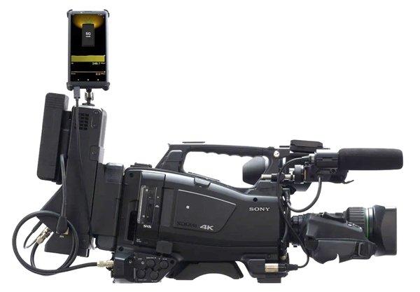 索尼发布超专业级影像手机Xperia Pro 提供一颗HMDI输入接口