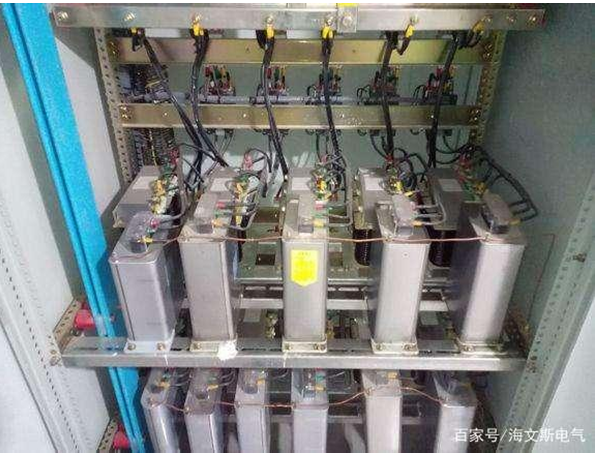 低壓并聯組無功補償采用熱繼電造成工廠著火的原因